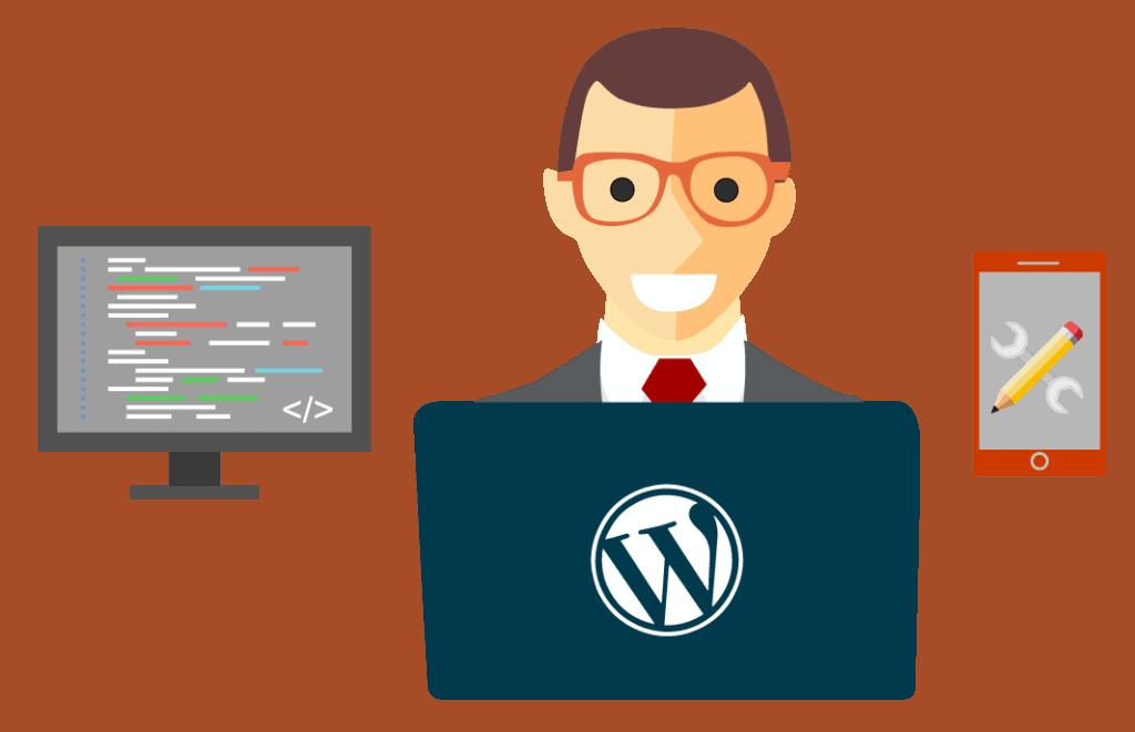 maintenance d'un site WordPress